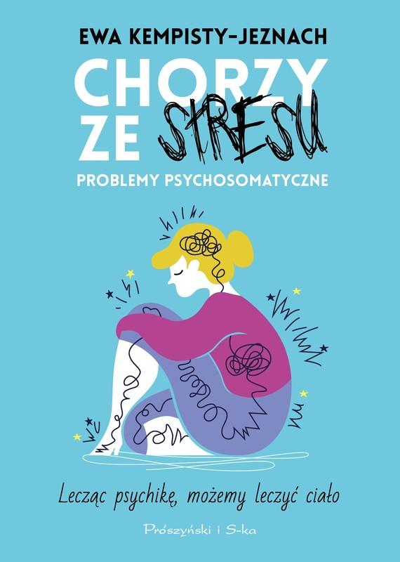 okładka Chorzy ze stresuebook | epub, mobi | Ewa Kempisty-Jeznach