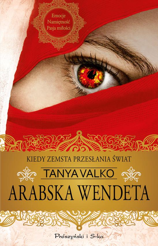 okładka Arabska wendetaebook | epub, mobi | Tanya Valko