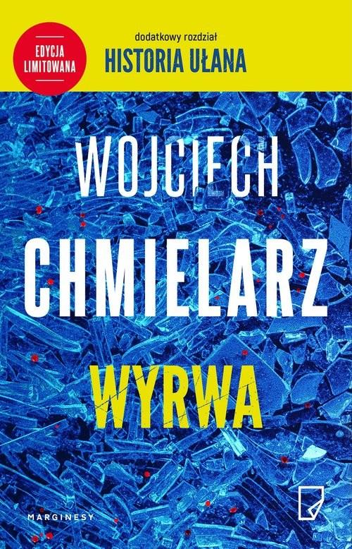 okładka Wyrwa edycja limitowanaksiążka |  | Wojciech Chmielarz