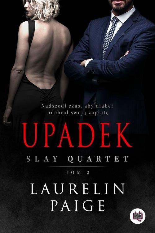okładka Slay Quartet Tom 2 Upadekksiążka |  | Laurelin Paige