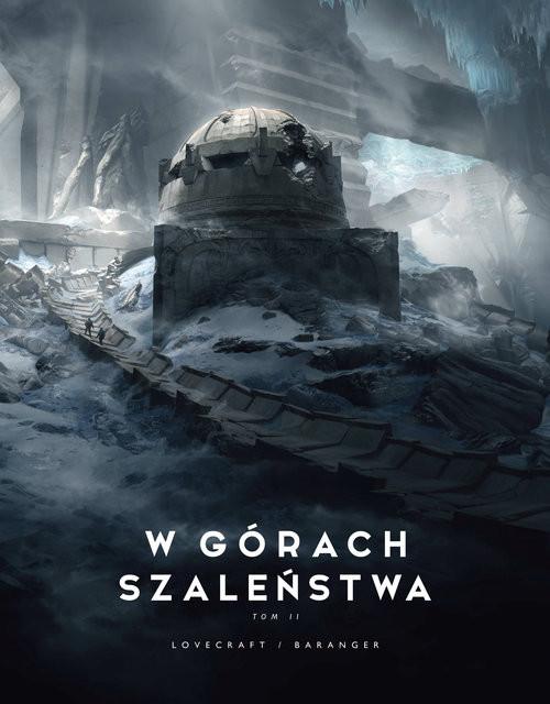 okładka W górach szaleństwa album Tom 2książka |  | H.P. Lovecraft