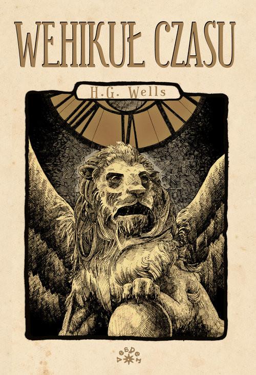 okładka Wehikuł czasuksiążka      Herbert George Wells
