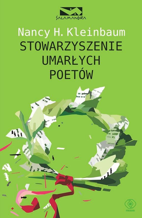okładka Stowarzyszenie Umarłych Poetówebook | epub, mobi | Nancy H.  Kleinbaum