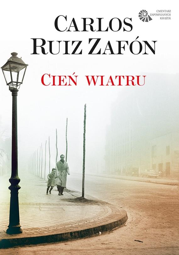 okładka Cień wiatruebook | epub, mobi | Carlos Ruiz Zafón