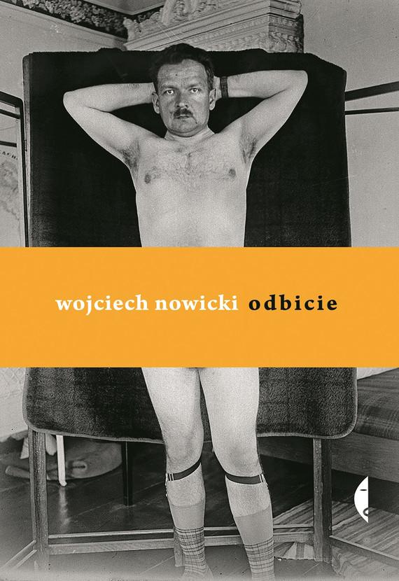 okładka Odbicieebook | epub, mobi | Wojciech Nowicki