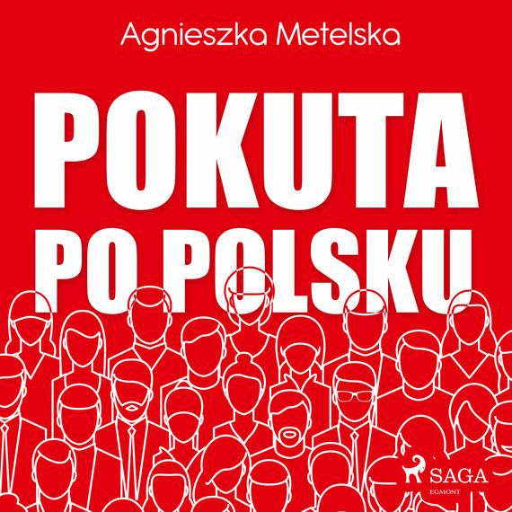 okładka Pokuta po polskuaudiobook | MP3 | Agnieszka Metelska