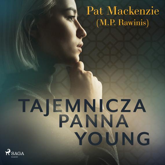 okładka Tajemnicza panna Youngaudiobook | MP3 | Pat Mackenzie