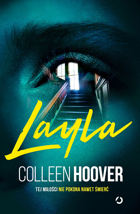 okładka Laylaebook | epub, mobi | Colleen Hoover