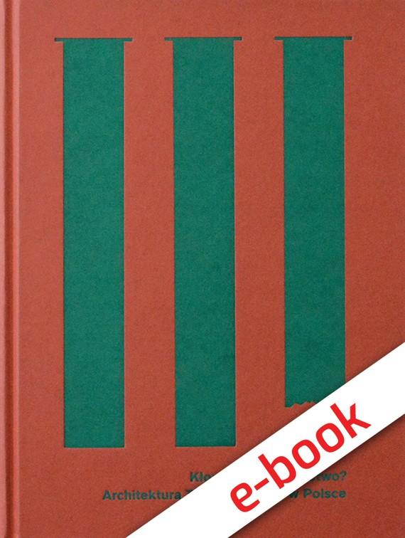 okładka Kłopotliwe dziedzictwo? Architektura Trzeciej Rzeszy w Polsceebook | epub, mobi | autor zbiorowy