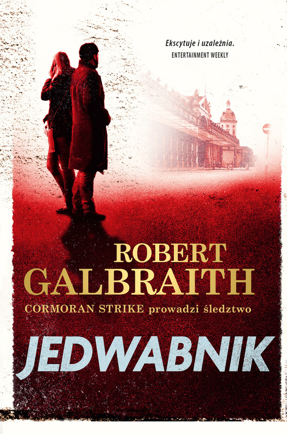 okładka Jedwabnikebook | epub, mobi | Robert Galbraith