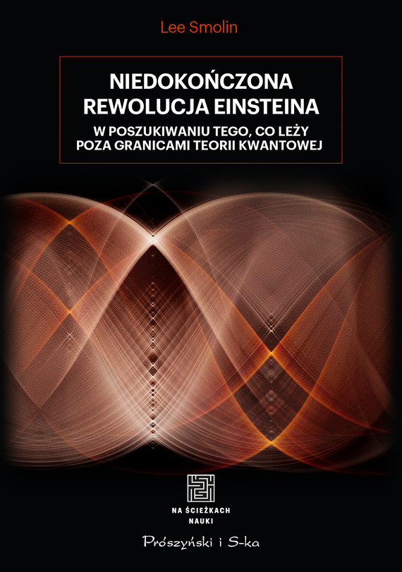 okładka Niedokończona rewolucja Einsteinaebook | epub, mobi | Lee Smolin