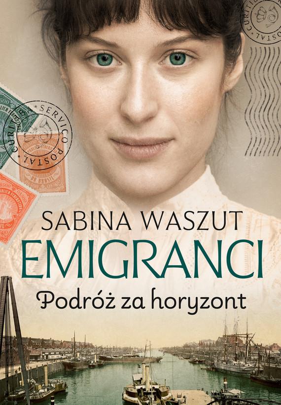 okładka Podróż za horyzontebook | epub, mobi | Sabina Waszut