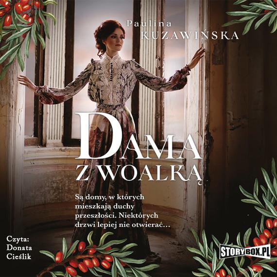 okładka Dama z woalkąaudiobook | MP3 | Paulina Kuzawińska