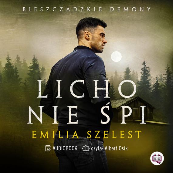 okładka Licho nie śpiaudiobook   MP3   Emilia Szelest