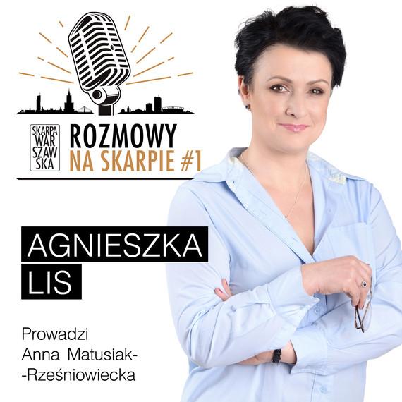 okładka Podcast: ROZMOWY NA SKARPIE #1audiobook   MP3   Anna Matusiak-Rześniowiecka