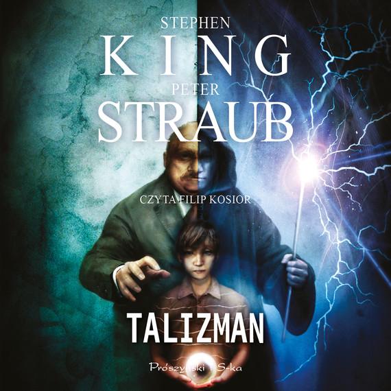 okładka Talizmanaudiobook | MP3 | Peter Straub, Stephen King