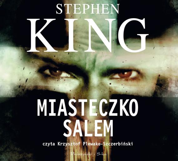 okładka Miasteczko Salemaudiobook   MP3   Stephen King