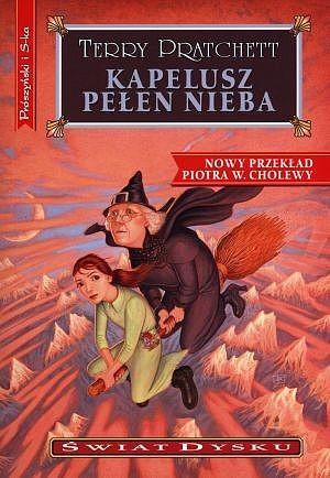 okładka Kapelusz pełen niebaebook | epub, mobi | Terry Pratchett