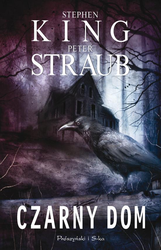 okładka Czarny domebook   epub, mobi   Stephen King, Peter Straub