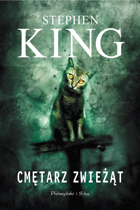 okładka Cmętarz zwieżątebook | epub, mobi | Stephen King