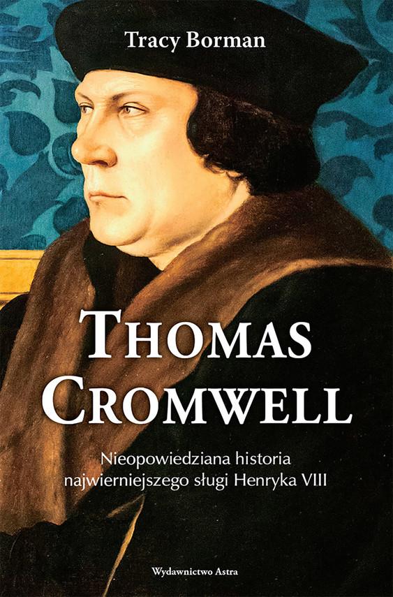 okładka Thomas Cromwellebook | epub, mobi | Borman Tracy