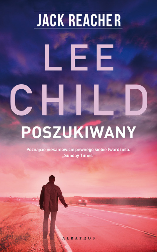 okładka POSZUKIWANYebook | epub, mobi | Lee Child
