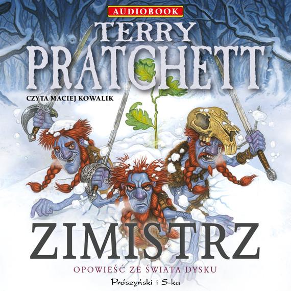 okładka Zimistrzaudiobook   MP3   Terry Pratchett