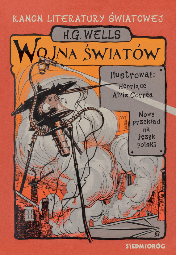okładka Wojna światówebook | epub, mobi | H.G. Wells