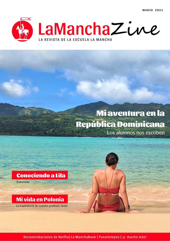okładka LaManchaZineebook | pdf | Liliana Poszumska