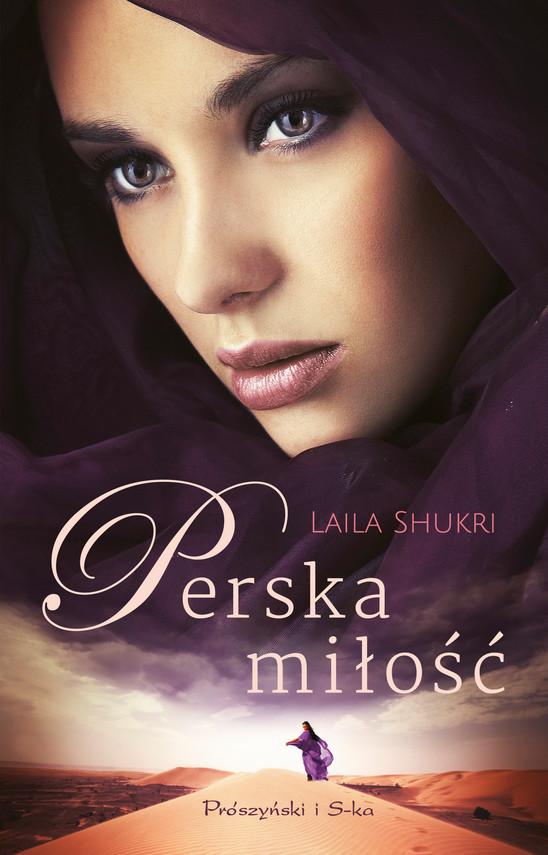 okładka Perska miłośćebook | epub, mobi | Laila Shukri