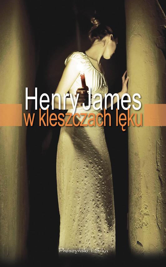 okładka W kleszczach lękuebook   epub, mobi   Henry James