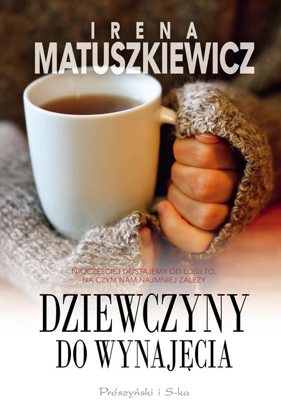 okładka Dziewczyny do wynajęciaebook | epub, mobi | Irena Matuszkiewicz