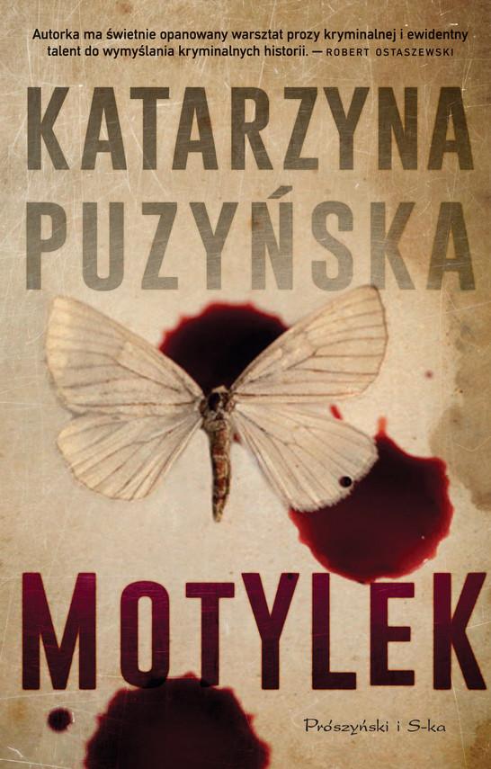 okładka Motylekebook   epub, mobi   Katarzyna Puzyńska