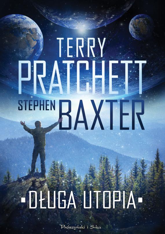 okładka Długa utopiaebook | epub, mobi | Terry Pratchett, Stephen Baxter