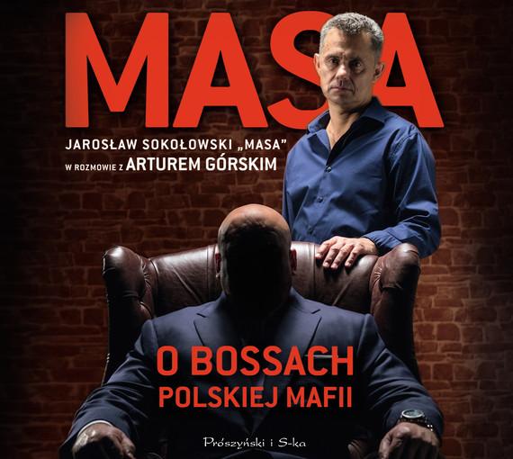 okładka Masa o bossach polskiej mafiiaudiobook | MP3 | Artur Górski