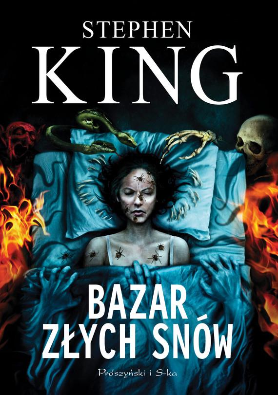 okładka Bazar złych snówebook | epub, mobi | Stephen King