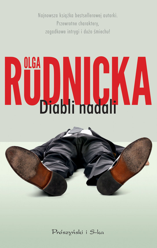 okładka Diabli nadaliebook   epub, mobi   Olga Rudnicka