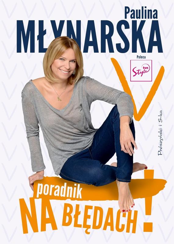 okładka Na błędach !ebook   epub, mobi   Paulina Młynarska