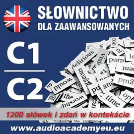 okładka Słownictwo Angielskie C1,C2audiobook | MP3 | Dvoracek Tomas