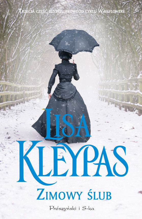 okładka Zimowy ślubebook   epub, mobi   Lisa Kleypas
