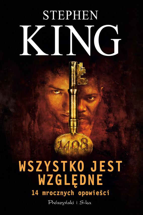 okładka Wszystko jest względne. 14 mrocznych opowieściebook | epub, mobi | Stephen King