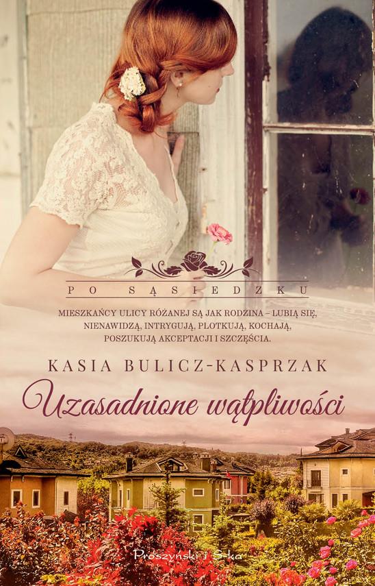 okładka Uzasadnione wątpliwościebook   epub, mobi   Kasia Bulicz-Kasprzak