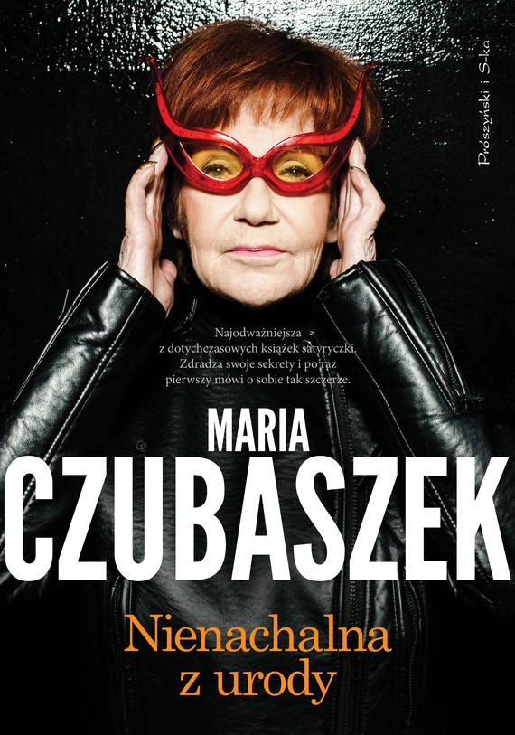 okładka Nienachalna z urodyebook | epub, mobi | Maria Czubaszek