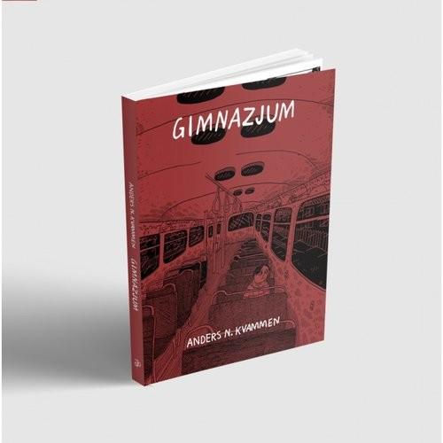 okładka Gimnazjumksiążka |  | Anders N. Kvammen