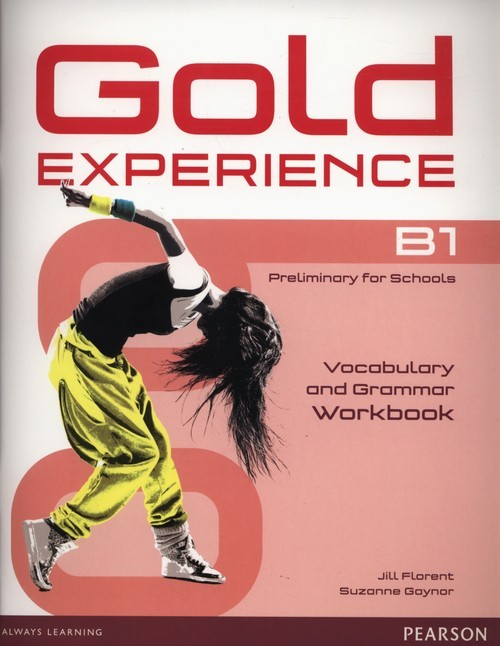 Gold Experience B1 Vocabulary and Grammar Worbook