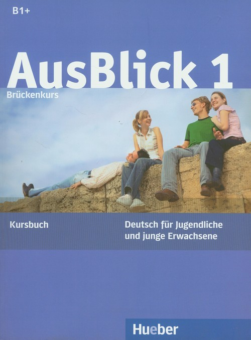 okładka Ausblick 1 Kursbuchksiążka |  |