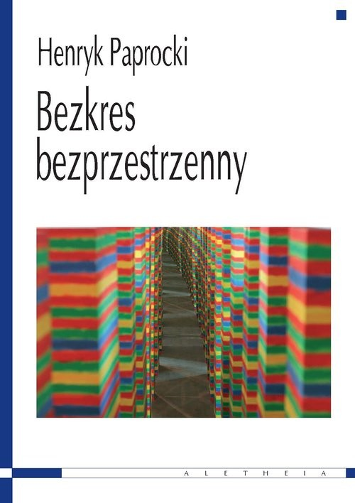 okładka Bezkres bezprzestrzennyksiążka |  | Paprocki Henryk