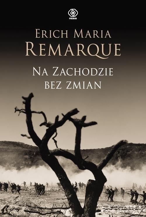 okładka Na Zachodzie bez zmianksiążka |  | Erich Maria Remarque