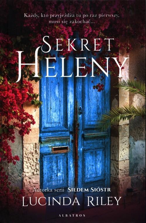 okładka Sekret Helenyksiążka      Lucinda Riley