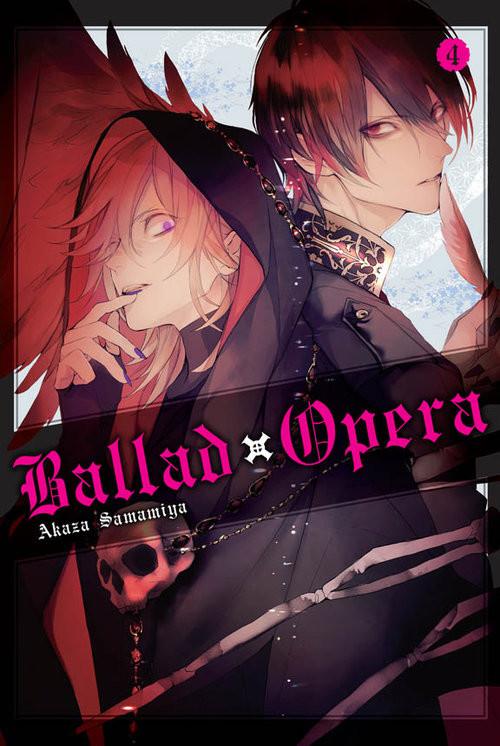 okładka Ballad x Opera #4książka |  | Samamiya Akaza